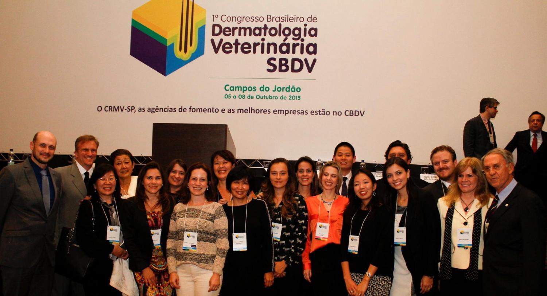 1º CBDV/SBDV - Ano 2015